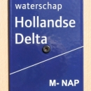 peilschaal modern Hollandse Delta